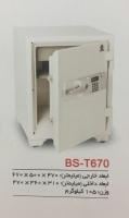 گاوصندوق اداری وخانگی مدل BS-T670