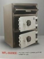 گاوصندوق فروشگاهی دوطبقه MFL-3020EE