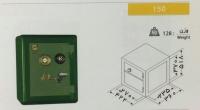 گاوصندوق نسوز رمزی کلیدی مدل150KR